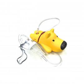 Nebulizator portabil cu zgomot redus si tehnologia VAT