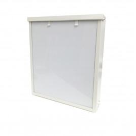 Negatoscop de perete - 36 x 42 cm