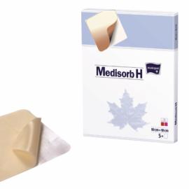 Pansament cu hidrocoloid Medisorb H 10x10cm - 1bc