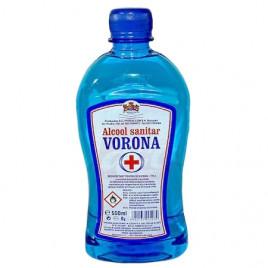 Alcool sanitar Vorona 70% x 500 ml