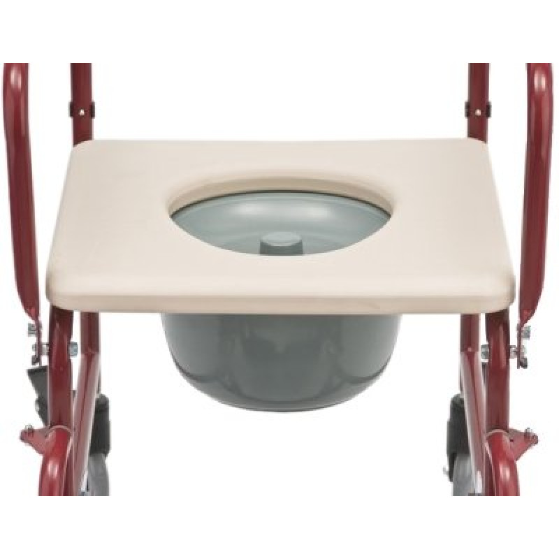 Scaun Rulant Cu Vas De Toaleta FS 697S