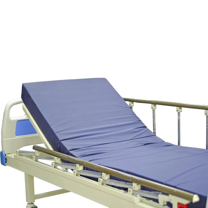 Pat de spital electric cu 3 functii cu saltea inclusa