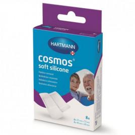 Plasturi Cosmos Soft Silicone x 8 bucati - Hartmann