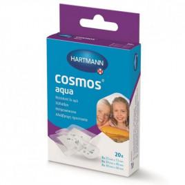 Plasturi transparenti Cosmos Aqua x 20 bucati - Hartmann