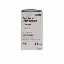 Test Trigliceride Accutrend