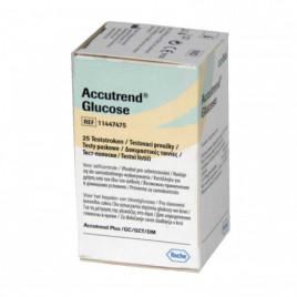 Teste Glicemie Accutrend