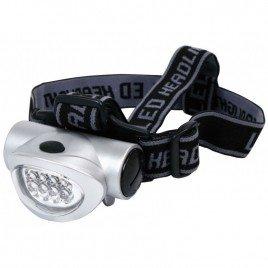 Lanterna Frontala Cu 10 Leduri