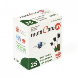 Teste Colesterol Multi Care In
