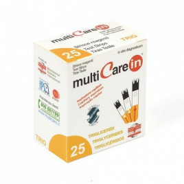 Teste Trigliceride Multi Care In