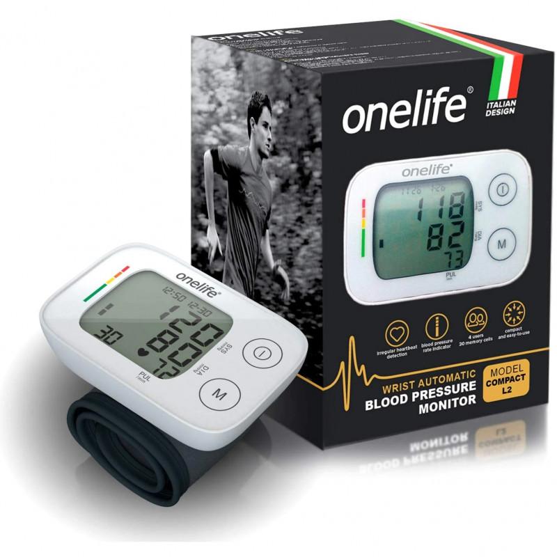Tensiometru digital de incheietura One Life L2