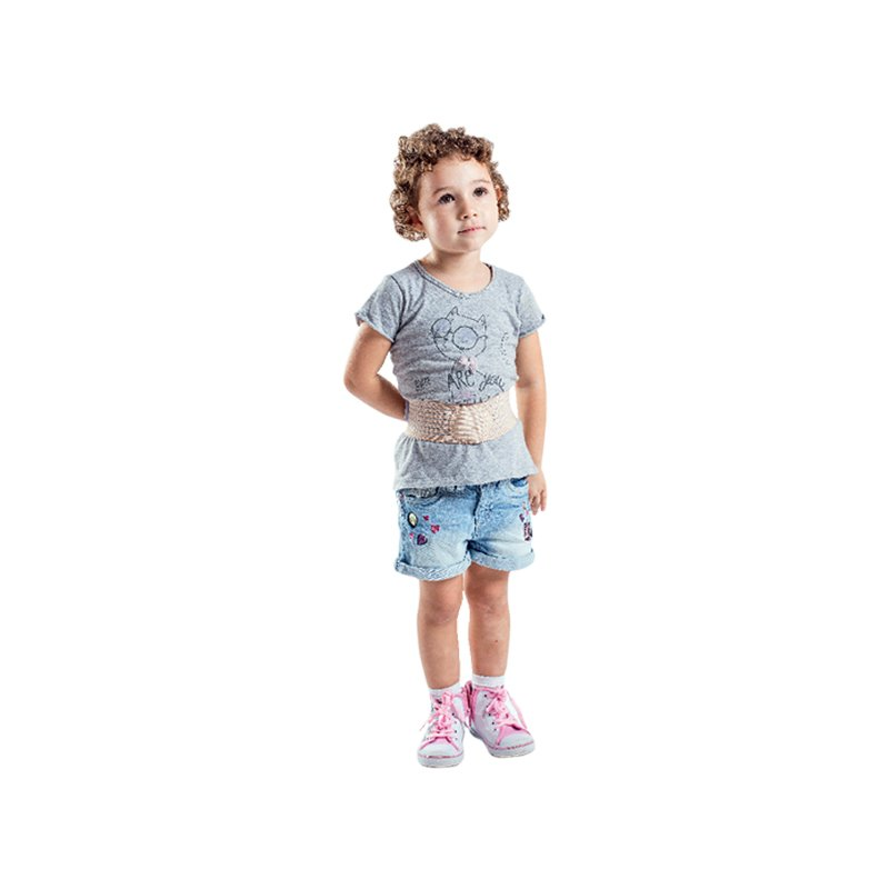 Corset abdominal pentru hernie ombilicala -  JUNIOR
