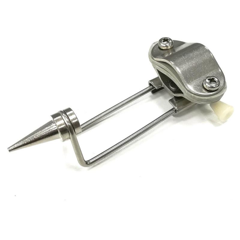 Dispozitiv antialunecare bastoane si carje pentru gheata