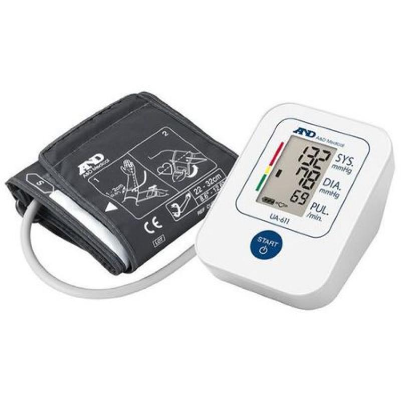 Tensiometru automat cu masurare pe brat, A&D Medical UA-611, validat clinic