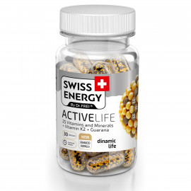 Activelife x 30 cps - SWISS ENERGY