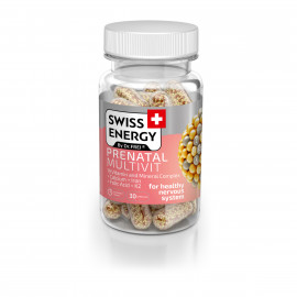 Prenatal Multivitamine x 30 cps - SWISS ENERGY