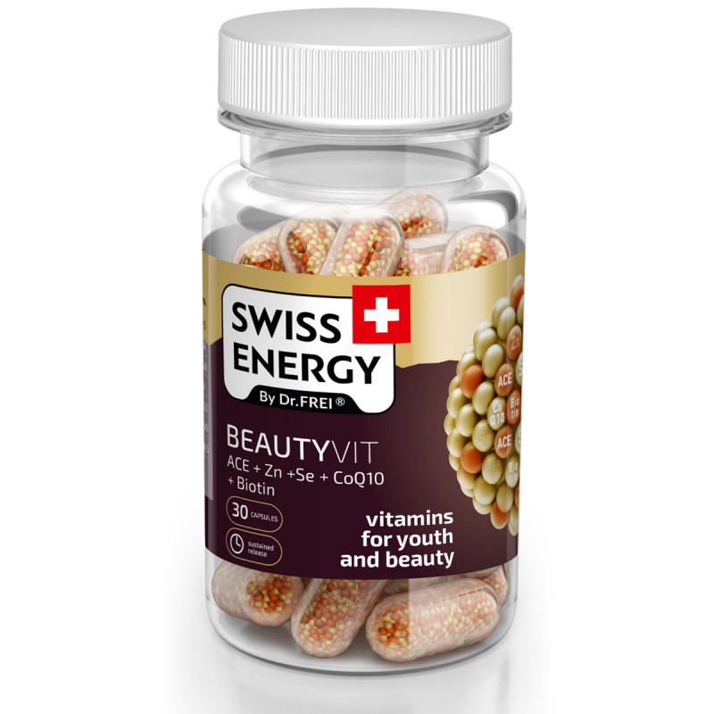 Beautyvit x 30cps - SWISS ENERGY