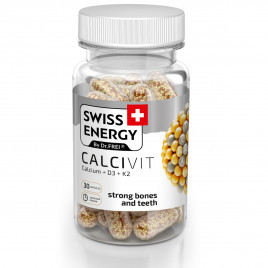 Calcivid x 30cps - SWISS ENERGY