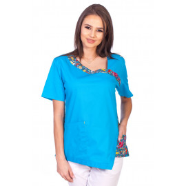 Bluza Imprimata - Candy by the Ocean Fashion Stretch
