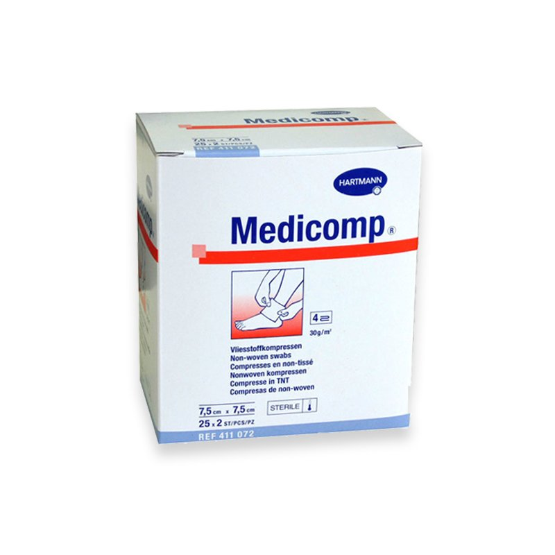 Comprese Sterile Medicomp