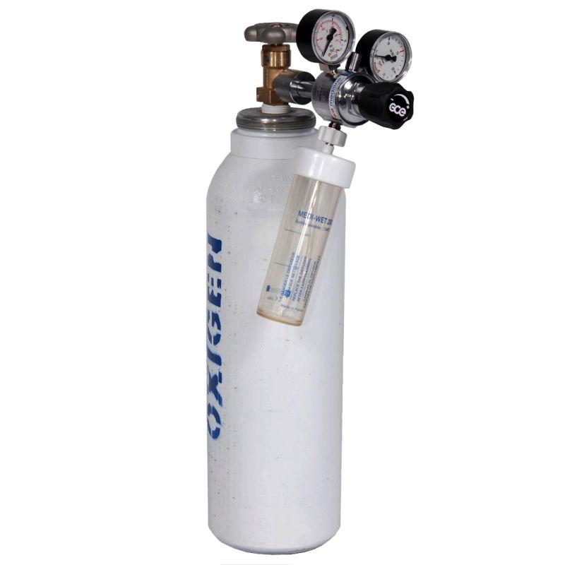 Butelie oxigen 4L