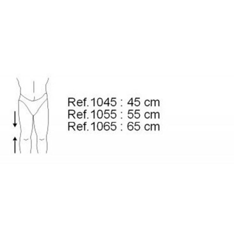 Ciorapi compresivi 3/4 13-17mmHg (70DEN)