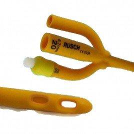 Sonde urinare Foley Rusch 3