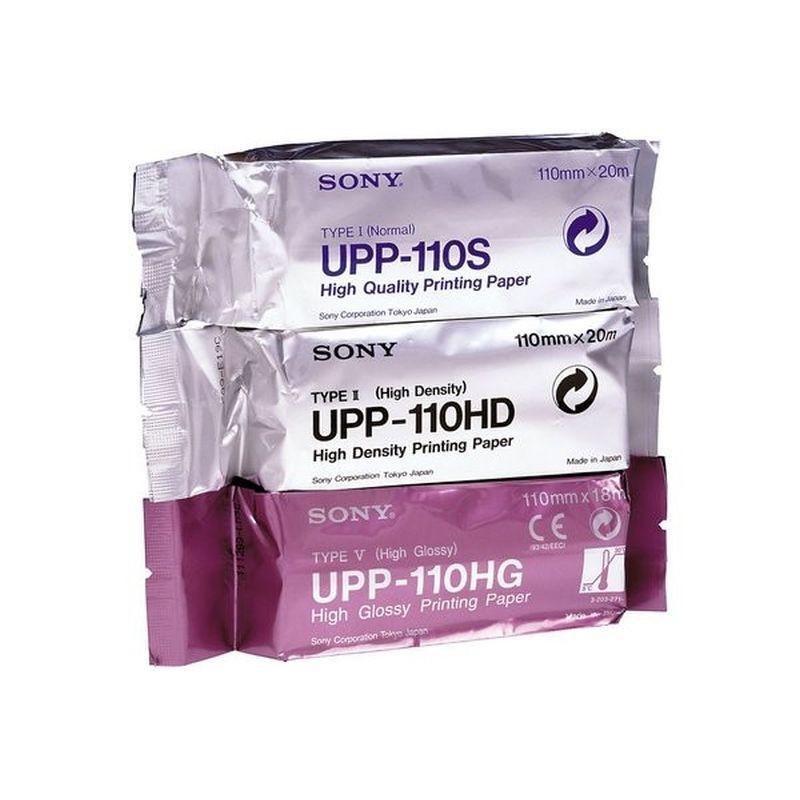 Hartie videoprinter Sony 110 HD