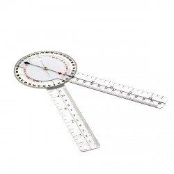Instrument de unghiuri rotativ