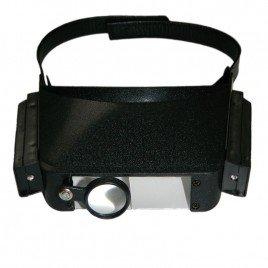 Ochelari cu lupa si lumina GT-09