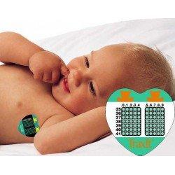 Termometru autoadeziv pentru bebelusi