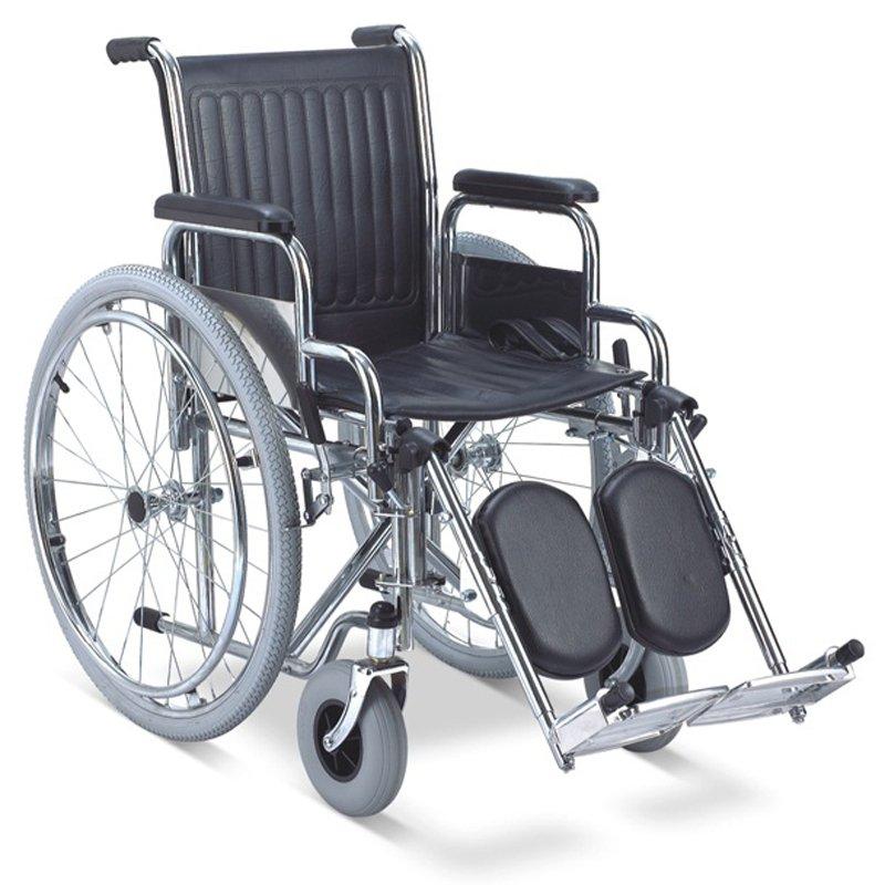 Fotoliu rulant - scaun cu rotile de exterior
