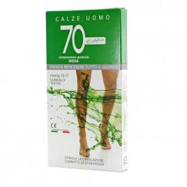 Ciorapi compresivi barbati pana pe gamba 13-17 mmHg (70 DEN)