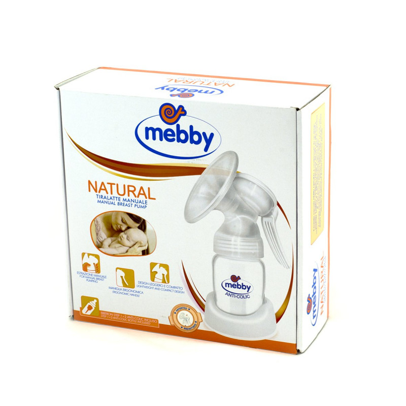 Pompa de san manuala - Mebby Natural