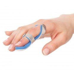 Atela din aluminiu pentru deget - Novamed