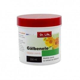 Crema cu galbenele - Dr life 250ml