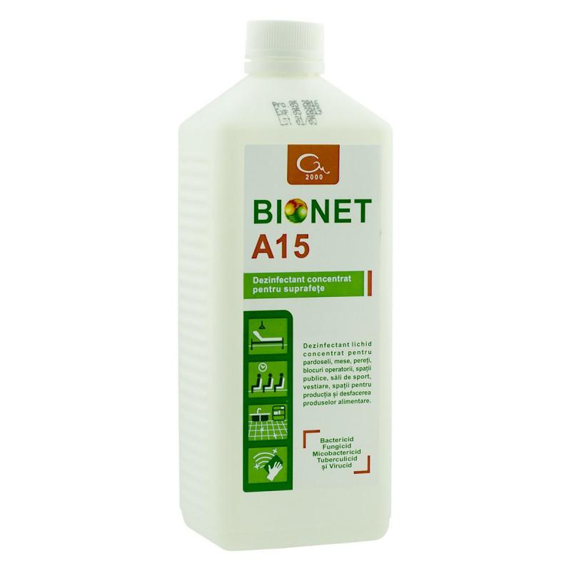 Dezinfectant suprafete-Bionet A15