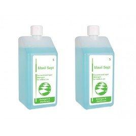 Detergent lichid concentrat pentru suprafete - Maxil Sept S x 1L