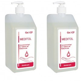 Dezinfectant gel pentru maini - Meditol ICF