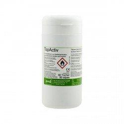 Servetele dezinfectante TOPACTIV
