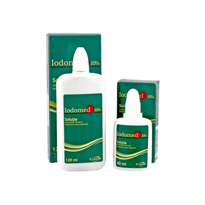 Dezinfectant tegumente-Iodomed 10%