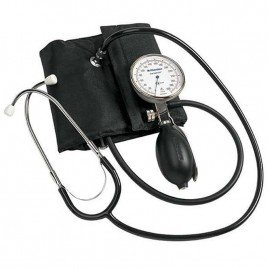 Tensiometru cu Stetoscop Sanaphon - Riester