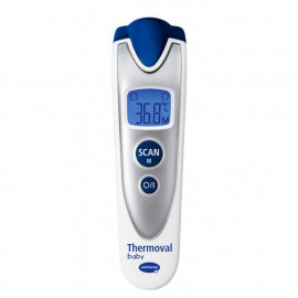 Termometru cu infrarosu non-contact Thermoval Baby